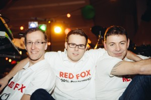 RED FOX - Andi, Thomas und Rolf